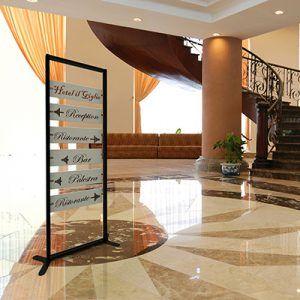 segnaletica hotel