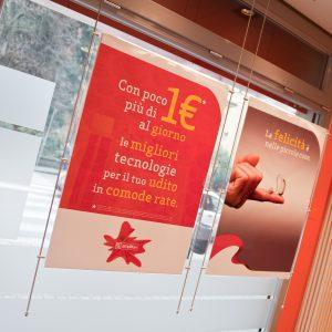 porta poster plexiglass