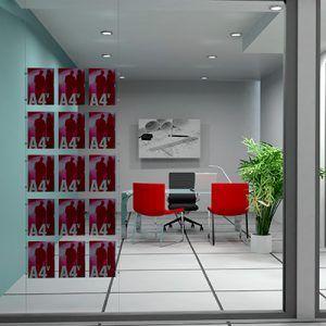 espositori vetrina agenzia immobiliare prezzi