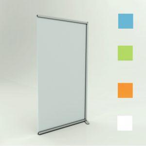 Pannelli divisori ufficio inuno in diversi colori studio t for Pannelli divisori ufficio