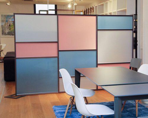pareti divisorie design