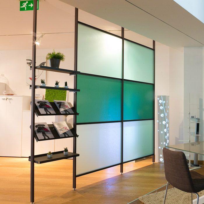 Dividere due ambienti soluzione cheap la with dividere for Stanza in ufficio
