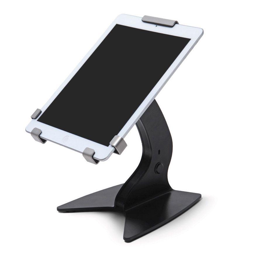 Supporto tablet da tavolo da 10 pollici nero - Studio T