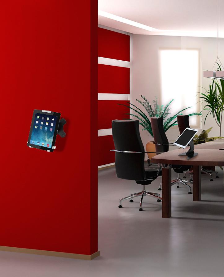porta tablet da muro
