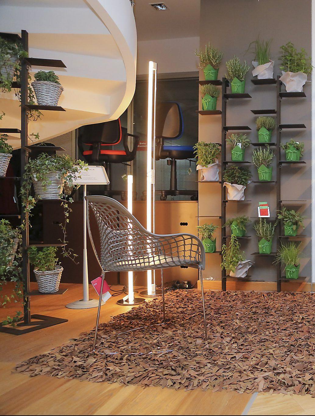 Parete verticale in terrazzo arredamento esterni t - Giardino verticale interno ...