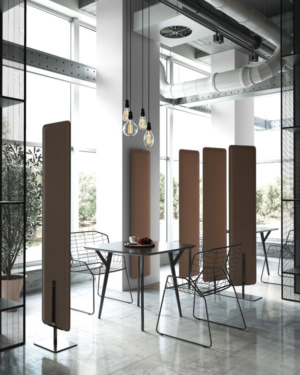 Top Pannelli fonoassorbenti per interni con base - Studio T RX39
