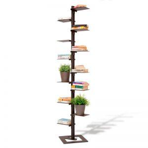 libreria verticale a colonna