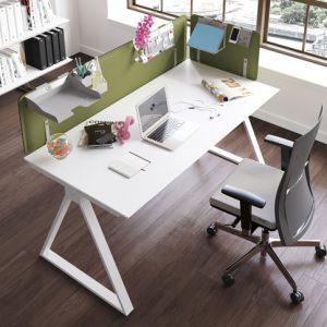 pannello divisorio scrivania