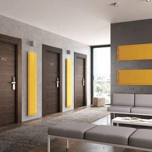 pannelli fonoassorbenti da parete