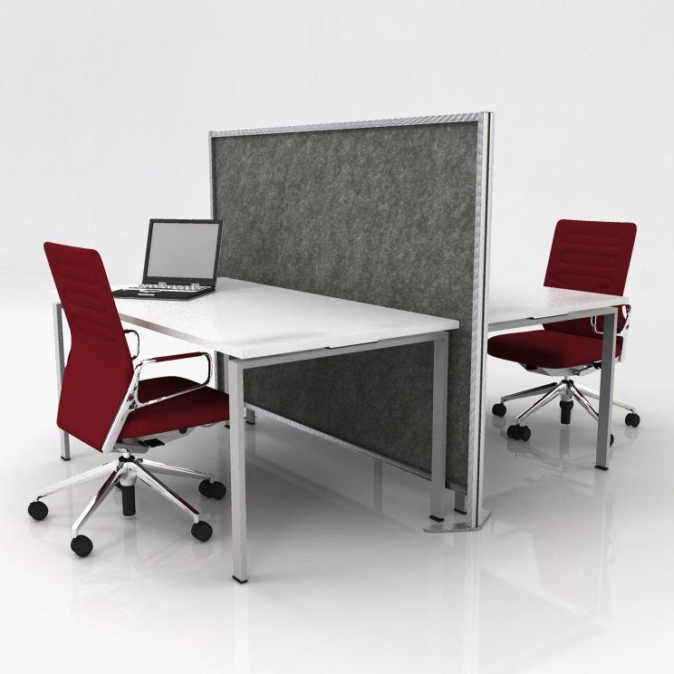 Pannelli fonoassorbenti autoportanti per ufficio studio t for Pannelli divisori per ufficio