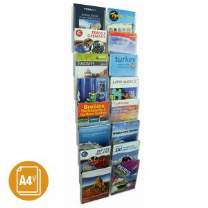 porta cataloghi agenzia viaggi