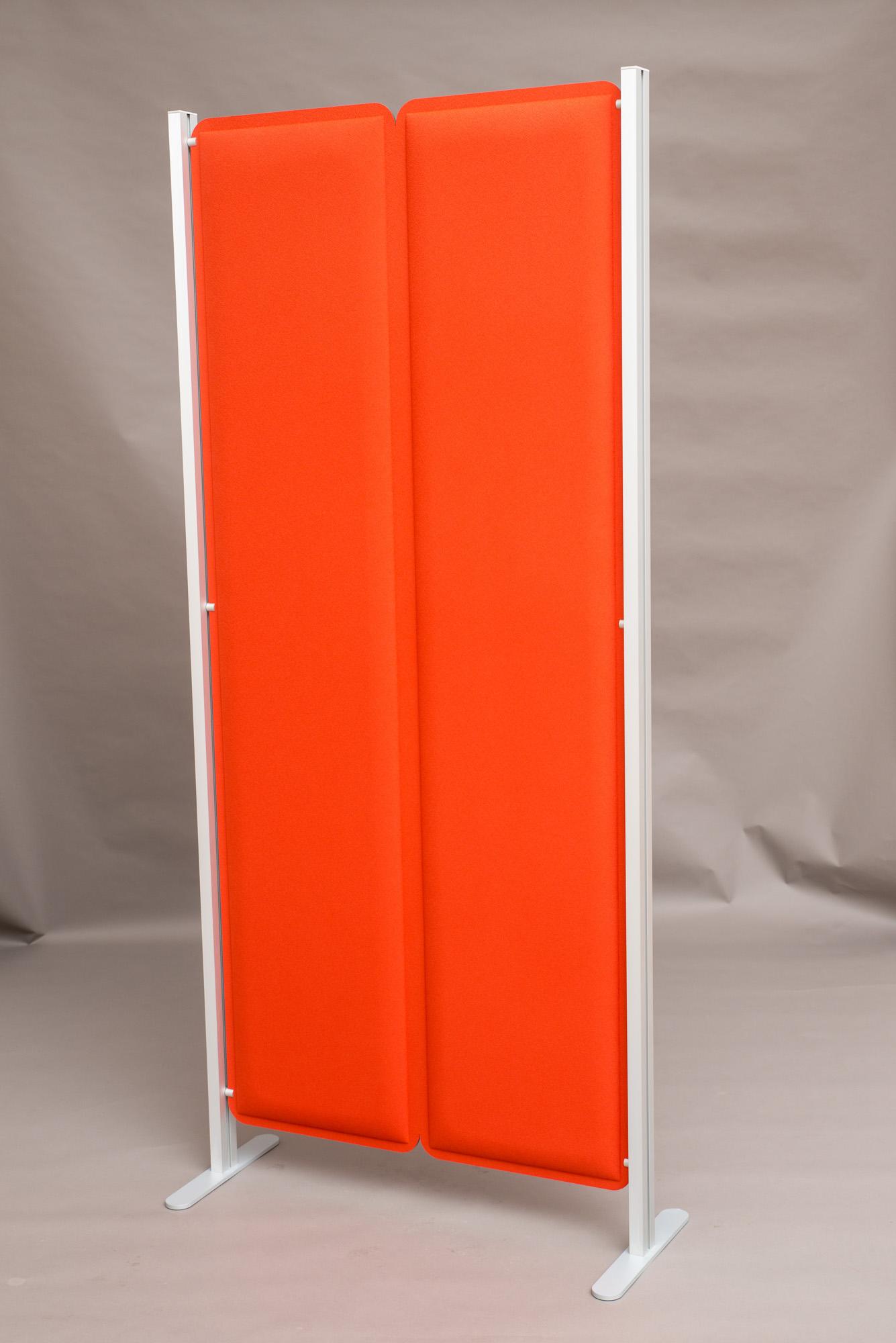 Pannelli fonoassorbenti ufficio Aida 80x180 per interno ...