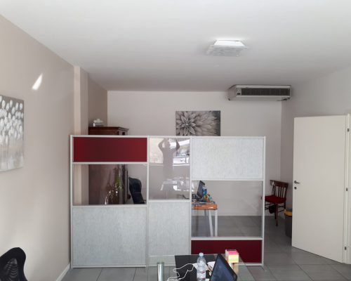 pareti fonoassorbenti per interni