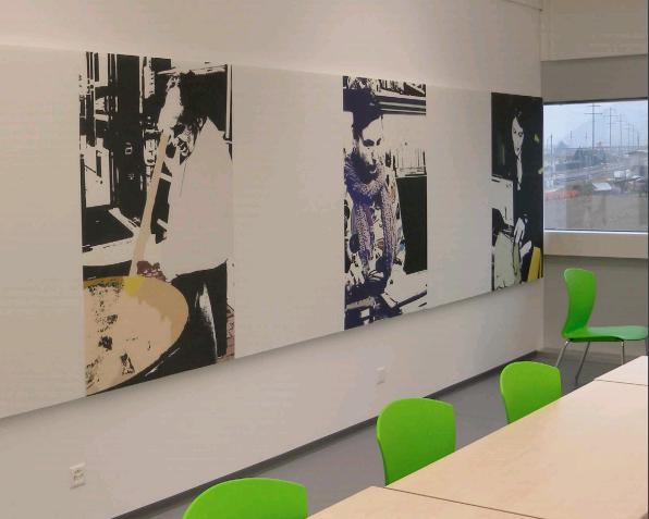 Scegli i giusti pannelli acustici decorativi per scuole ristoranti uffici studio t - Pannelli fonoassorbenti decorativi ...