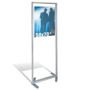 espositore porta poster