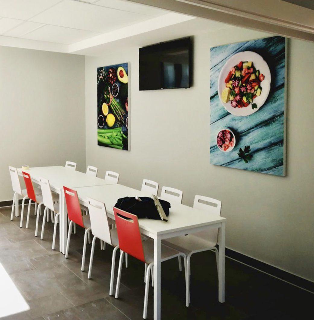 Scegli i pannelli acustici decorativi con immagine personalizzata studio t - Pannelli decorativi per mobili ...