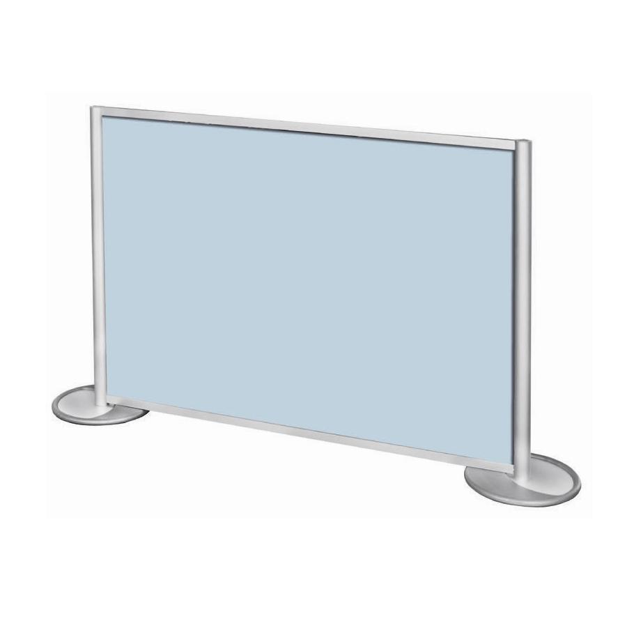 Divisori In Plexiglass Per Esterni delimita spazi rondo split