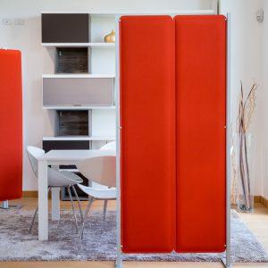 pannelli divisori fonoassorbenti per ufficio