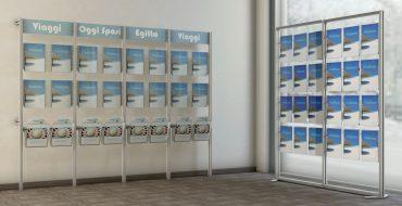 idee per vetrine agenzie di viaggio