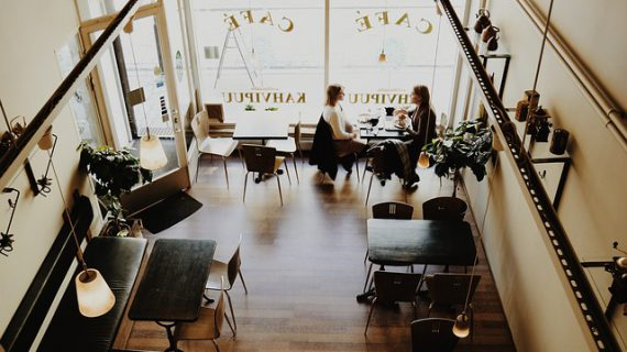 pannelli fonoassorbenti ristoranti