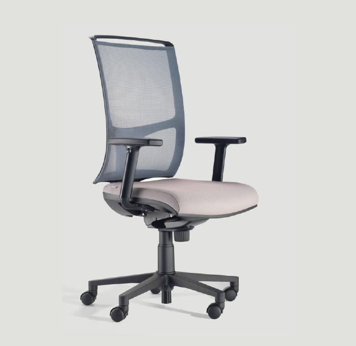 Sedie ergonomiche ufficio Zed Milani girevole - Studio T