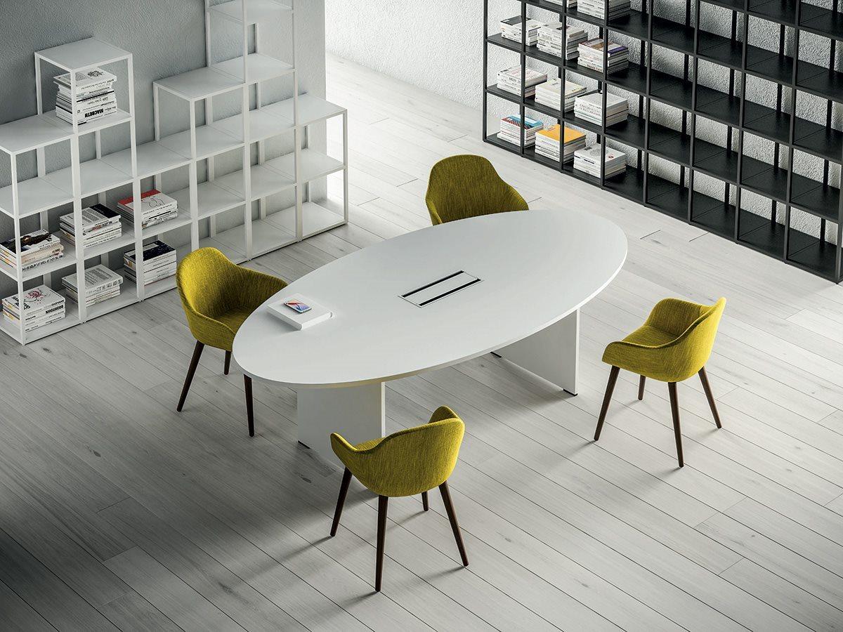 tavolo riunione ovale prezzo